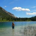 Marble Canyon, Turquoise Lake
