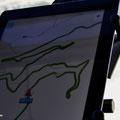 vom Beartooth Pass hinunter zum Caster National Forest