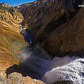 Yellowstone River, Upper Falls