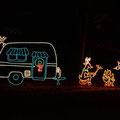 Der Weihnachtsman ist ein Camper