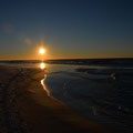 Sonnenaufgang im Henderson Beach SP