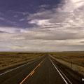 Straßen in Wyoming