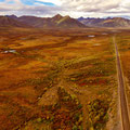 Tombstone Mountains, Dempster Hwy