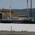 Regattaboot Helgoland