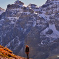 Wanderung zum Eifel Lake, Banff NP