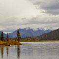 Lapie Lake, South Canol Road