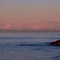Blick in die USA auf den Mount Baker