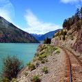 Bahnstrecke nach Shalalth