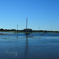 Outer Banks, nach einem Regentag