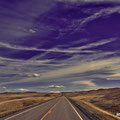 Straßen in Montana