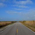 Auf dem Weg nach Louisiana