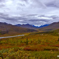 Tombstone Mountains, North Folk Pass, Dempster Hwy
