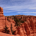 Nahe zum Bryce Canyon
