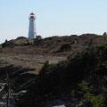 Leuchtturm bei Louisbourg