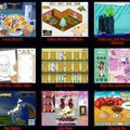 POG Memory Games