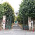 L'accès 134 Rue des Maillets