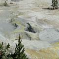 """""""Mud Volcanos"""" oder ganz einfach Schlammlöcher"""
