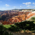Am Canyon, Blick nach Westen