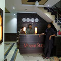Staff of MovenStay Hotel, Islamabad