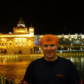 Lollo at Golden Temple