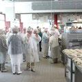 beim Ankleiden - Bäckerei