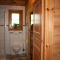 Bad mit eigener Sauna