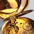 Goldenen Taschenuhr