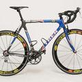 Trek Carbon Rennrad mit Mavic cosmic Laufrädern, Lance Armstrong
