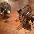 A Way to Learn English, 2009, Electric fans、metal、motor、speaker