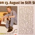 12.8.2004 Blickpunkt