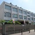 大阪市立西九条小学校 校舎