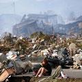 2011年3月東日本大震災、東北の津波災害・原発爆発事故