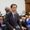 2009年社長就任 リコールでアメリカ公聴会に呼ばれる