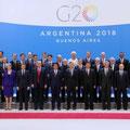 毎年、場所を変えて首脳会議開催 昨年アルゼンチンブエノスアイレス