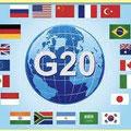 G20参加国国旗 2008年リーマンショック~会合開催