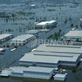 2011年10月 タイ大洪水 工場地帯浸水被害