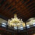 Wunderschöner Wappensaal im Schloss Lübben   -   (c) Atelier Anne Sänger