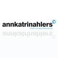 """Logoentwicklung """"Ann-Katrin Ahlers"""""""