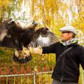 Roy mit Adler