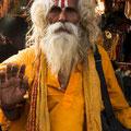 Einer von hundertausend Pilger