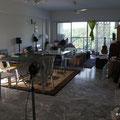 die Wohnung von Vincent, wo wir leben dürfen bis wir Gandal wieder haben.