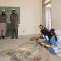 Besuch einer öffentlichen Primarschule nähe Islamabad