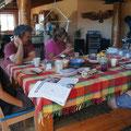 Zu Besuch bei einer Schweizer-Aussi Familie, welche uns eingeladen haben
