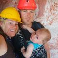 In Cooper Pedy Besuch einer Opal Mine