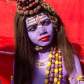 Pushkar Mädchen