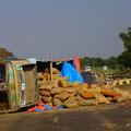 Unfälle....das tägliche Bild auf Indischen Strassen