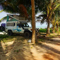 Ostküste von Thailand, unterhalb Koh Samui