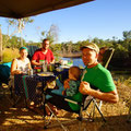 Outback Zmorge in den Kimberleys