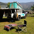 Pame Overland Camping...