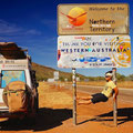 Boarder crossing West to Northern Territory